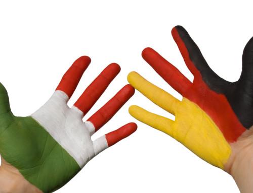 Interkulturelle Kompetenz am Beispiel Deutschland/Italien (1.)