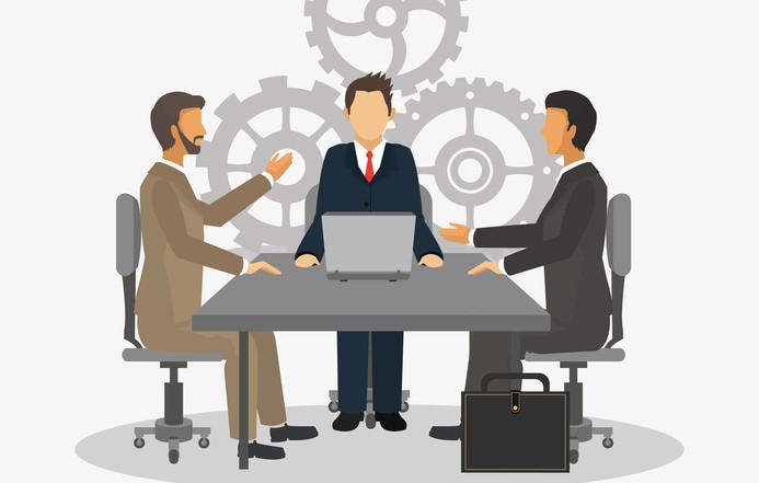 Verhandlungen mit Italienischen Geschäftspartnern