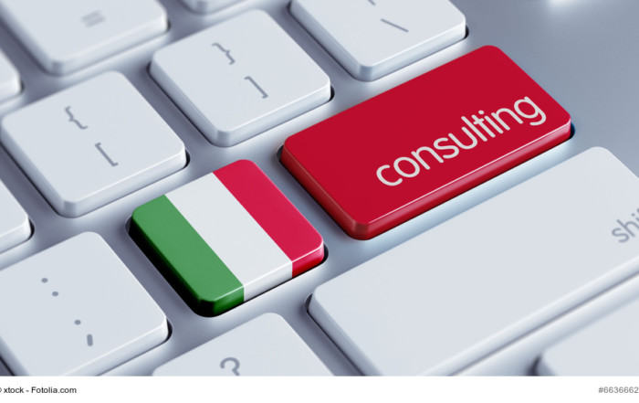Italien Italienisch Dolmetscher